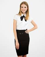 Офис-школа (Блузки-рубашки женские)