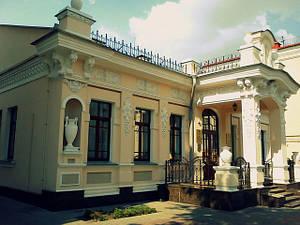 Галерея фасадів будинків (будівель) 2