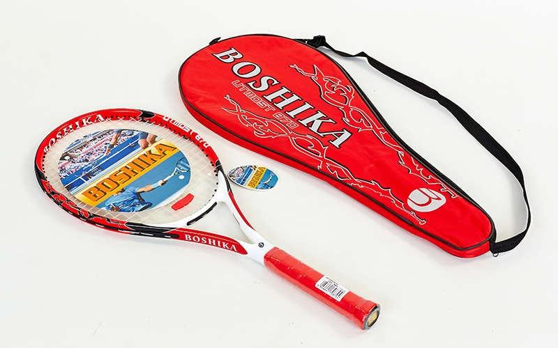 cd09c98ac279 Ракетка для большого тенниса BOSHIKA 870 (поликарбон) - sporthouse.od.ua -