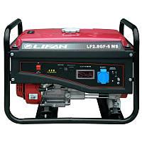 Генератор LF2.8GF-6MS в исполнении (газ/бензин)