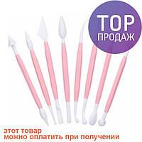 Набор инструментов для сахарной глазури / товары для кухни