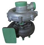 Турбокомпрессор (турбина) ТКР 9-08 Двигатель ЯМЗ (автомобиль Урал,МАЗ), фото 2