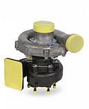 Турбокомпрессор (турбина) ТКР 9-02 ЯМЗ-240 (автомобильКрАЗ), фото 3
