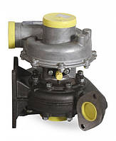 Корпус средний в сборе турбокомпрессора (турбины) ТКР 11Н1(Т-150)