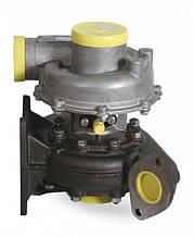 Корпус середній у зборі турбокомпресора (турбіни) ТКР 11Н1(Т-150)