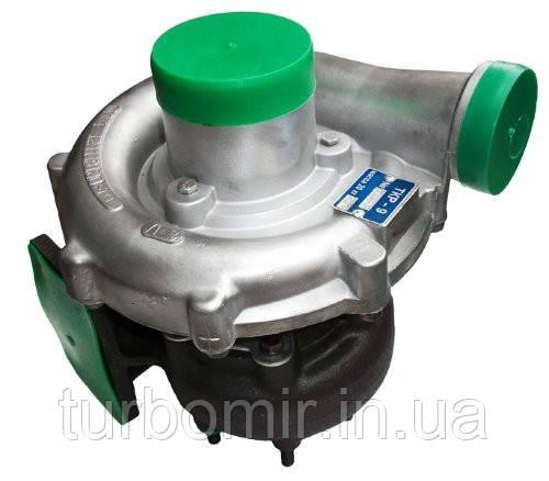 Ремонт турбокомпрессора (турбины) ТКР 9-01 двигатель ЯМЗ-240 (автомобильМАЗ)