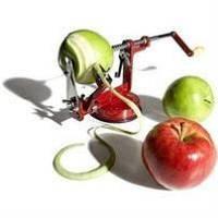 Прибор для чистки и нарезки яблок 3 в 1, Core Slice Peel