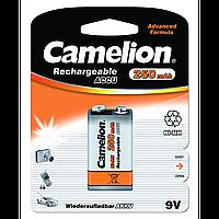Крона Camelion 6F22/1bl 250 mAh Ni-MH