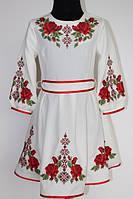 Вишите плаття для дівчинки: Зоряна 1 122