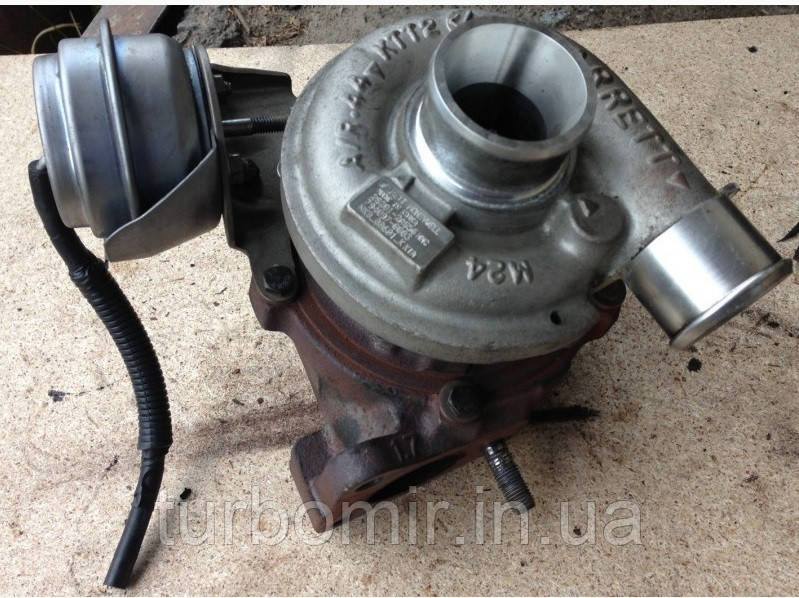 Ремонт турбокомпресора (турбіни )ТКР Audi (Ауді) А4 2.5 TDI (B5)