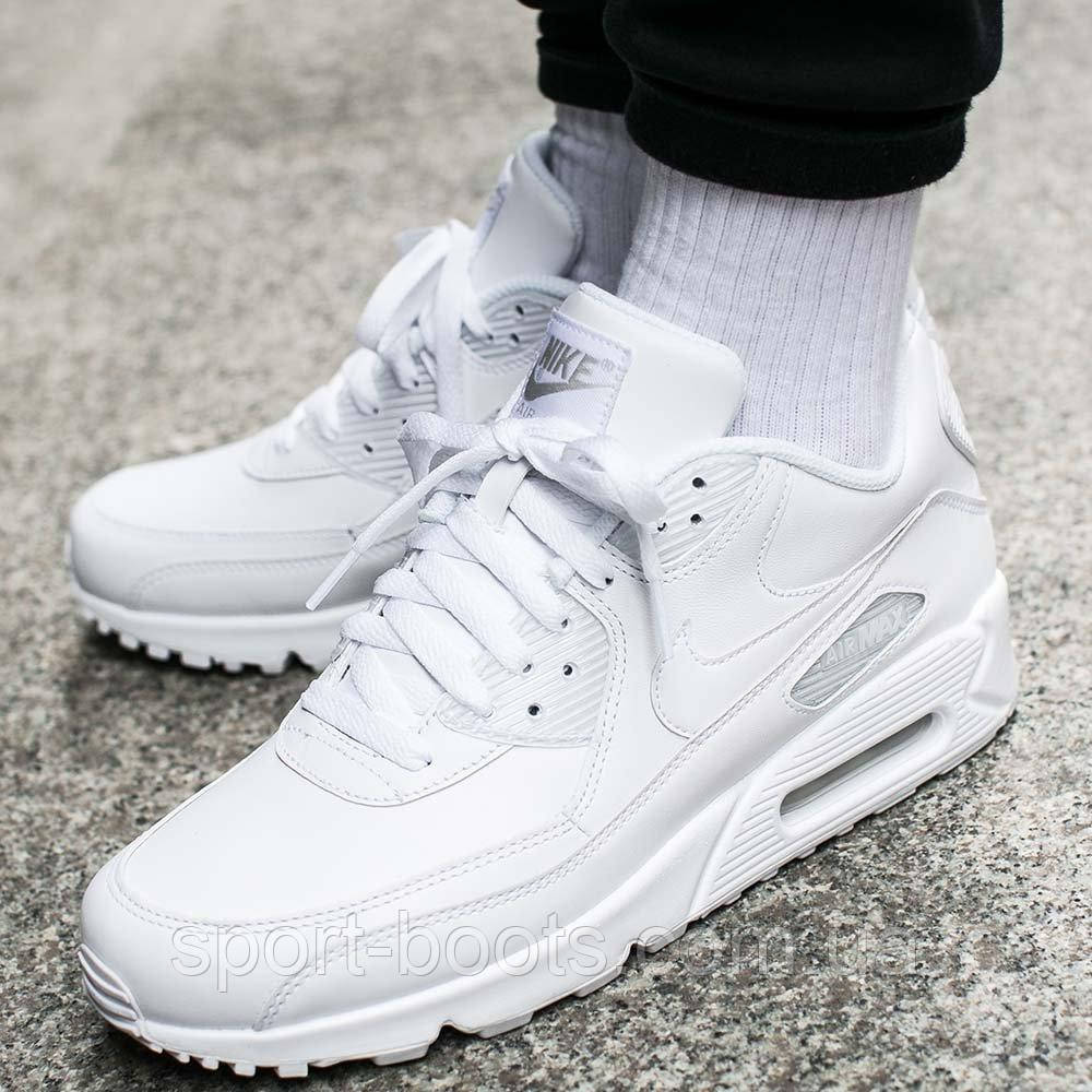 f8951eef Оригинальные мужские кроссовки Nike Air Max 90 Leather