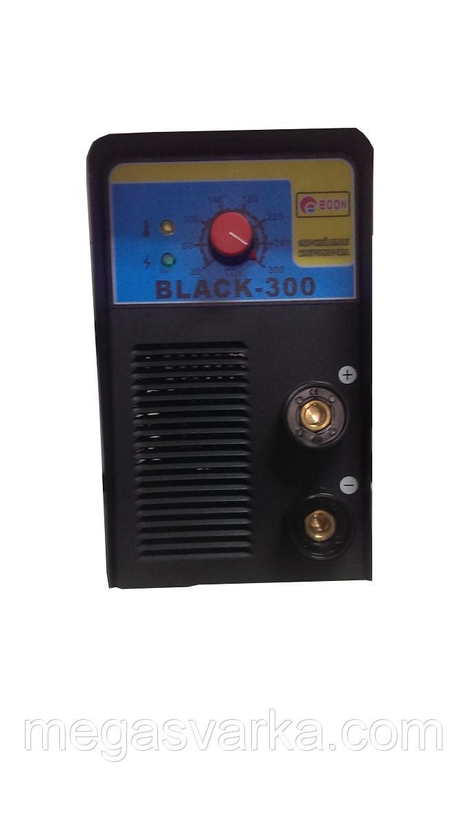 Сварочный инвертор EDON Black 300