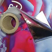 Фольга переводная для литья и дизайна ногтей серебро