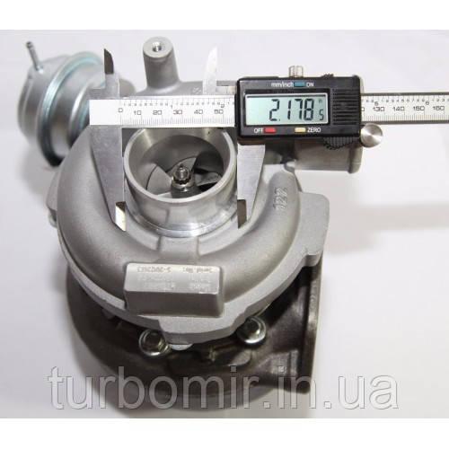 Ремонт турбокомпрессора (турбины )ТКР BMW (БМВ) 520 d (E39)