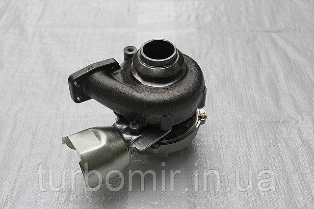 Ремонт турбокомпресора (турбіни )ТКР Citroen (Сітроен) C 3 1.6 HDI