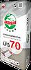 Стяжка цементная LFS-70 (10-60 мм), 25кг