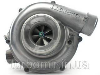 Ремонт турбокомпрессора (турбины )ТКР MAN (МАН) TGA