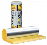 ISOVER Сауна 50 (5х120смх12,5м, 15кв.м.) фольг