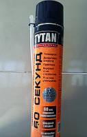 Клей-піна Tytan Professional 60 секунд 750мл. трубочна