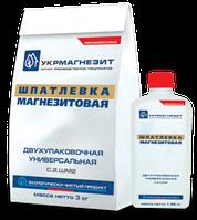 Укрмагнезит Шпаклевка магнезитовая С2ШМ2 2-комп 4,86кг