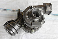 Ремонт турбокомпрессора (турбины )ТКР Scania (Скания) 124 470HK