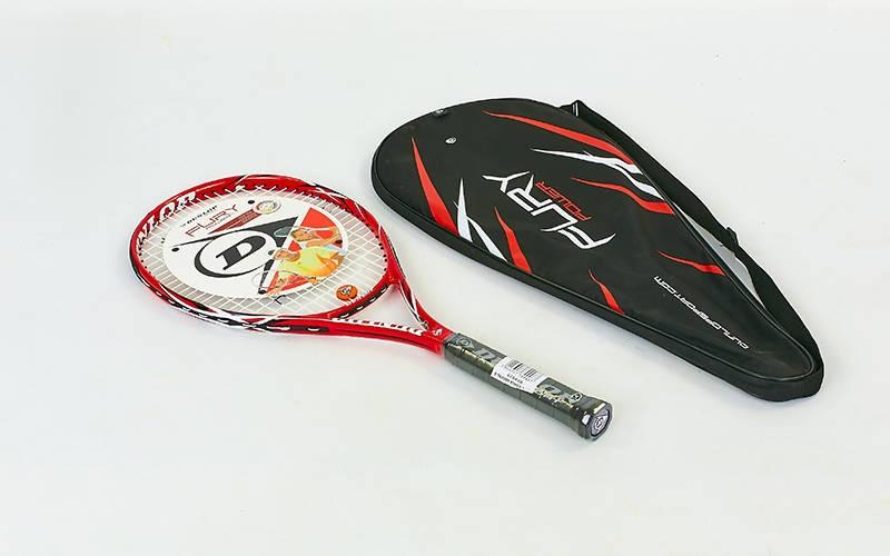 Ракетка для большого тенниса DUNLOP 676448 FURY POWER T-RKT grip-3