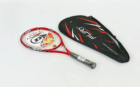 Ракетка для большого тенниса DUNLOP 676448 FURY POWER T-RKT grip-3, фото 2