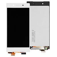 Дисплей Sony Xperia Z5 Dual E6683 White complete