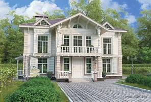 Галерея фасадов домов (зданий) 1
