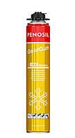 Пена Полиуретановая пистолетная монтажная Penosil Gold Gun Foam winter 65 900 g, A1260
