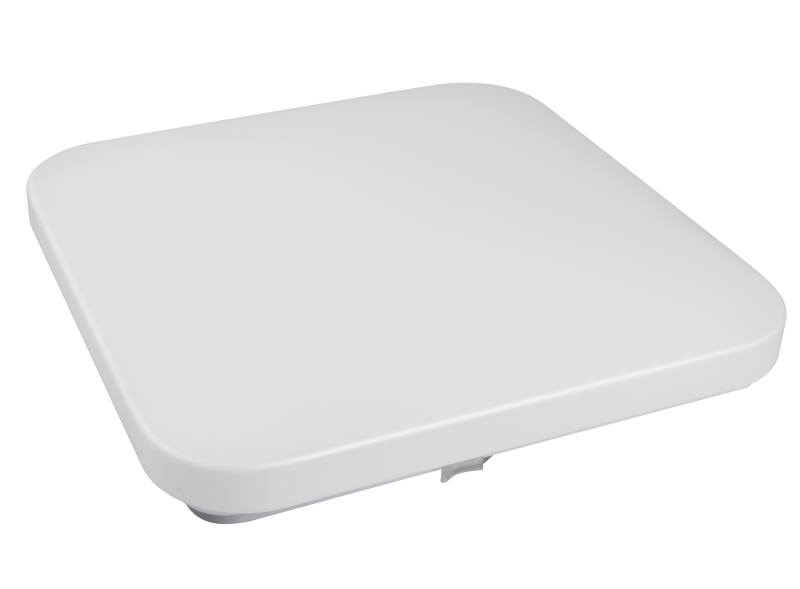 Светодиодный настенно-потолочный светильник Luxel CLS-15N 15W 4000K Квадрат