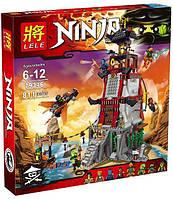 Конструктор Ninja Осада маяка 79346, фото 1