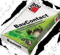 Baumit BAU Contact смесь для прикл. и защиты утеплителя МВ, ППС плит 25 кг
