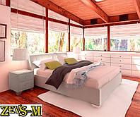 Кровать Zevs-M Релакс мягкая из кожзама 180*190