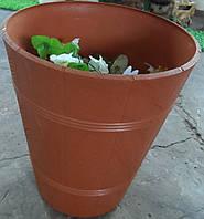 Цветочный вазон Пальмовка 3