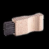 Щётка-намазок Saphir светлая, черный ворс 85x32 см.