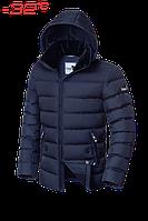 """Куртка мужская зимняя, с мутоновым воротником, Braggart """"Dress Code"""" (тёмно-синяя), в ассортименте"""