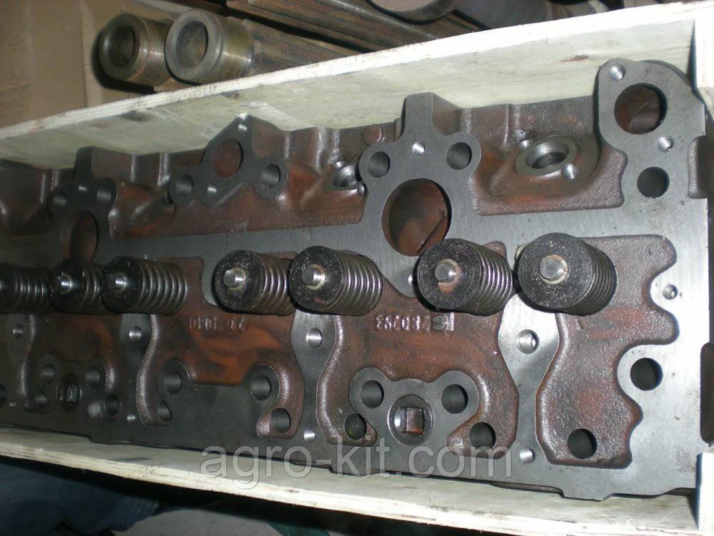 Головка блока цилиндров ( ГБЦ) А-41 в сборе 43-06С9