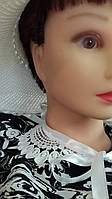 Воротничок для платья, блузы, школьной формы.Белый