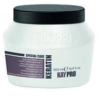 Маска для наращенных волос Keratin KAYPRO, фото 1