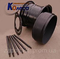 Комплект для спарки, сдваивания колес DW18x24 для ХТЗ Т-150, фото 1