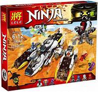 Конструктор Ninja Ультра Стелс Рейдер 79347