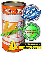 Семена кукурузы сахарной Багратион F1 инкрустированные, фермерская банка 500 г (2200 семян) , ТМ Vitas