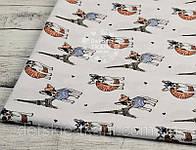 Лоскут ткани №878а размером 36*78 см