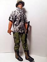 Солдат шарнирный, Action Man, 30 см