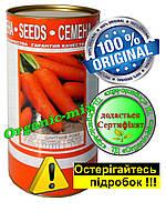 Морковь средне поздняя Шантане Роял в банке 500 г Фермерская упаковка