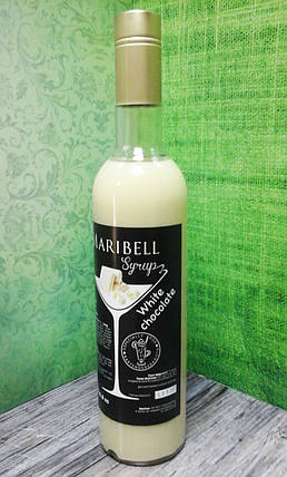 Сироп «Maribell» Белый шоколад, фото 2