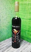 Сироп барный тм «Maribell» Джандуйя
