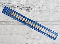 Спицы носочные металлические 5 шт. 2,5 мм