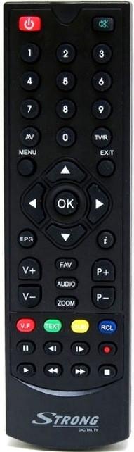Пульт д/у Strong STR-8500 (DVB-T2)